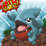 Gible Shark Avatar