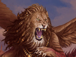 ♛ Manticore ☯ Avatar