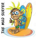 The Mad Surfer Avatar
