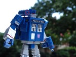 Time Lord Soundwave Avatar