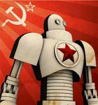 Russian Bot Avatar