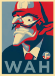 Waluigi for Congress Avatar