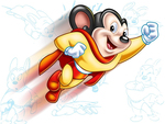 Mighty Mouse Avatar