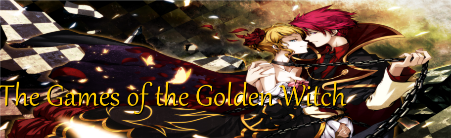 The Games of The Golden Witch