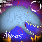 Aliens218 | Allosaurus Avatar