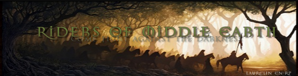 Riders Of Middle Earth Official Forum