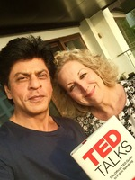 SRK and Juliet BlakeCkbwcxPVAAEju4m.jpg