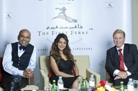 2.Gauri with the founder of First Ferry Pra....jpg