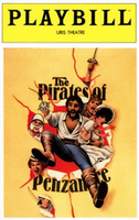 Playbill - The Pirates of Penzance 1981.jpg