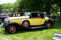 1932 Reo Royale Convertible Coupe, Yellow a....jpg