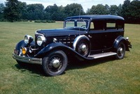 1931 Reo Royale, Sedan, black, 1.jpg
