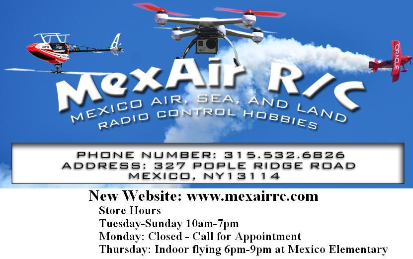 Mexico Air, Sea, & Land Radio Control Hobbies