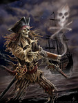 Paranormal Pirate Avatar