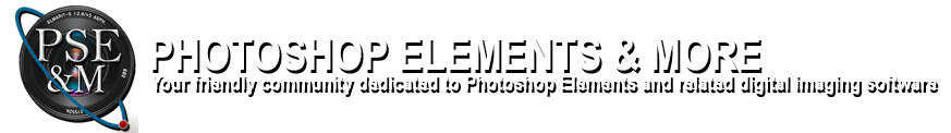 Photoshop Elements & More