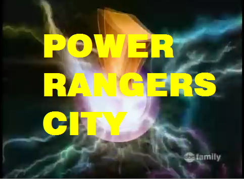 Power Rangers City