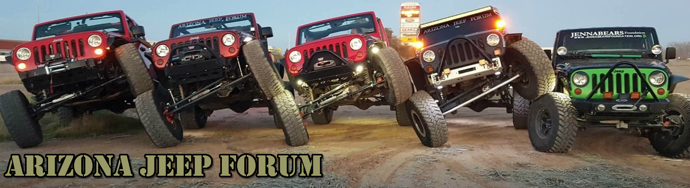 Arizona Jeep Forum