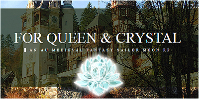 FQ&C | An AU Medieval Fantasy Sailor Moon RP