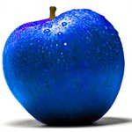 Blue Apples Avatar