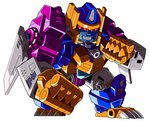 Optimal Megatron Avatar