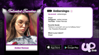 2018-06-26 Uplive Talented Tuesday-Ambersin....png
