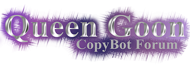 Queengoon CopyBot Forum
