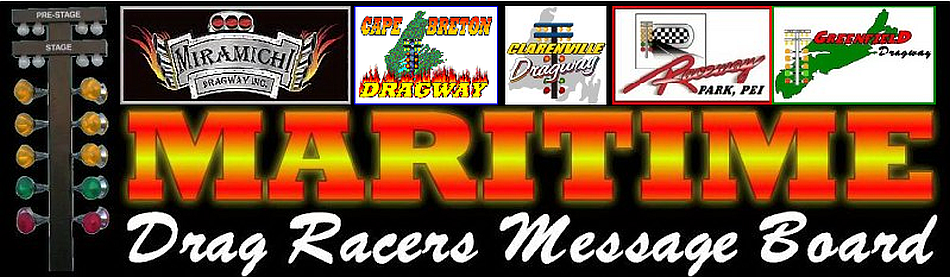 Maritime Drag Racers Message Board
