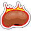 Hot Potato badge