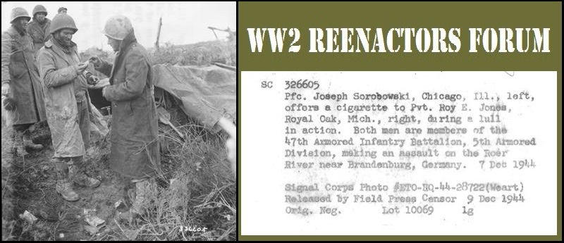 General WWII Reenacting | WW2 Reenactors Forum