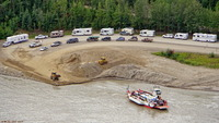 Yukon River Ferry 'George Black' shown depa....jpg