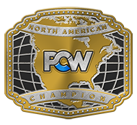 PCW North American Champion - Loki