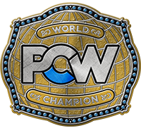 PCW World Champion - Grimm