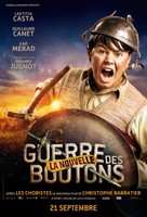 WAR OF THE BUTTONS THE - Poster France 4.jpg