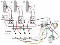 3 humbucker wiring diagram 3 pickup jaguar guitarnutz 2 humbucker wiring diagram 3 way switch 3 pickup jaguar guitarnutz 2