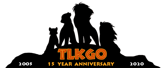 TLKGO - The Lion King Goes On