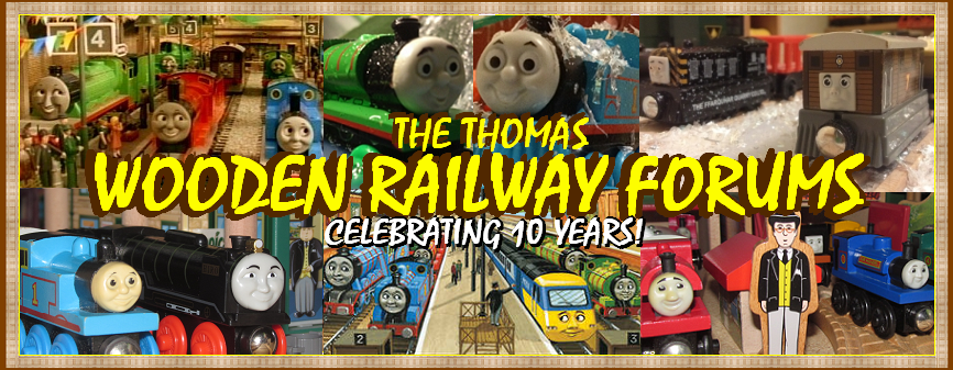 Home | Thomas Wooden Railway Forums (WRF)