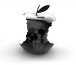 Black Apple Art Avatar
