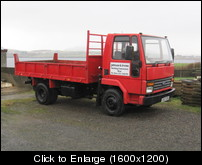 0813 Tipper For Sale Ford Cargo Club