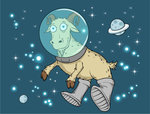 space goat Avatar