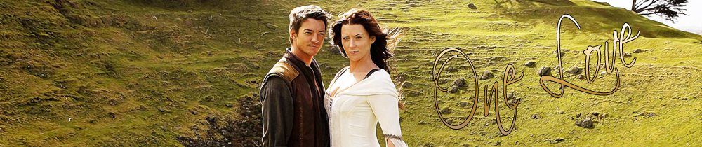 The Confessor and Seeker Society - One Love a Richard and Kahlan Fan Forum