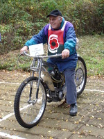 Jimmy Gleed and his old bike 2009 copy.jpg