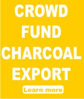 Crowd Fund Charcoal Export