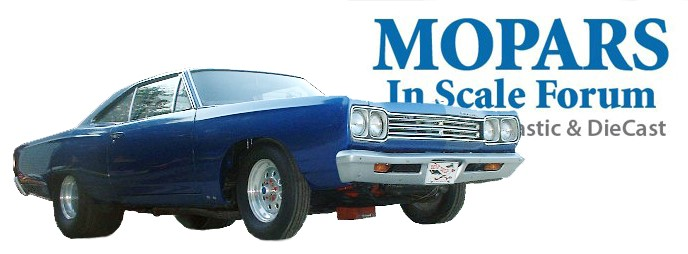Mopars In Scale