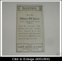 willrayson2  Reverse of Copes Cigarette Boxing Car