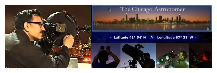 The Chicago Astronomer