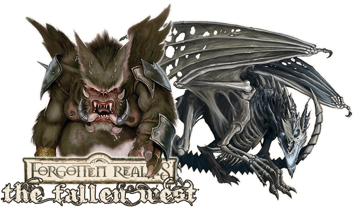 Starting Regions & Languages   Forgotten Realms: The Fallen West
