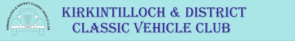 KIRKINTILLOCH & DISTRICT CLASSIC VEHICLE CLUB