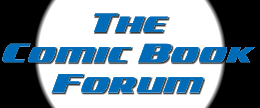 The Comic Book Forum