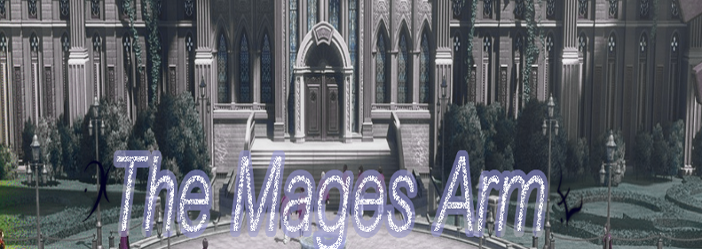 The Mages Arm // A Gifted Roleplay