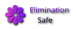 elimination safe logo