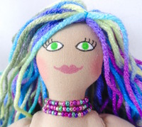 Mermaid with multicolor hair 2.jpg